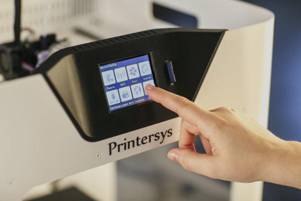 impresora 3d profesional